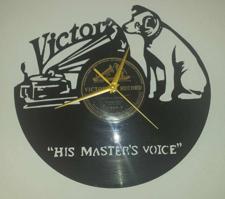 la voix de son maitre