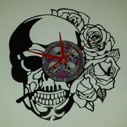 Skull Roses