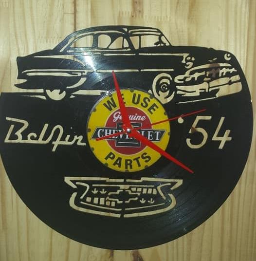 Chevrolet belair 54