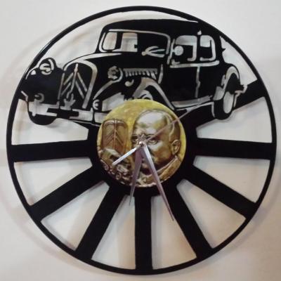 Citroen traction roue