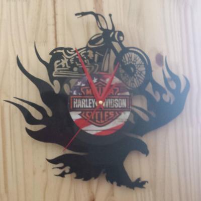 Harley aigle