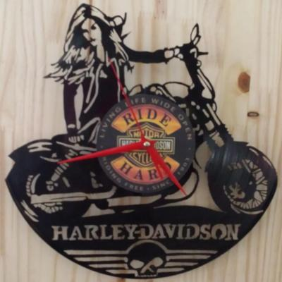 Harley femme