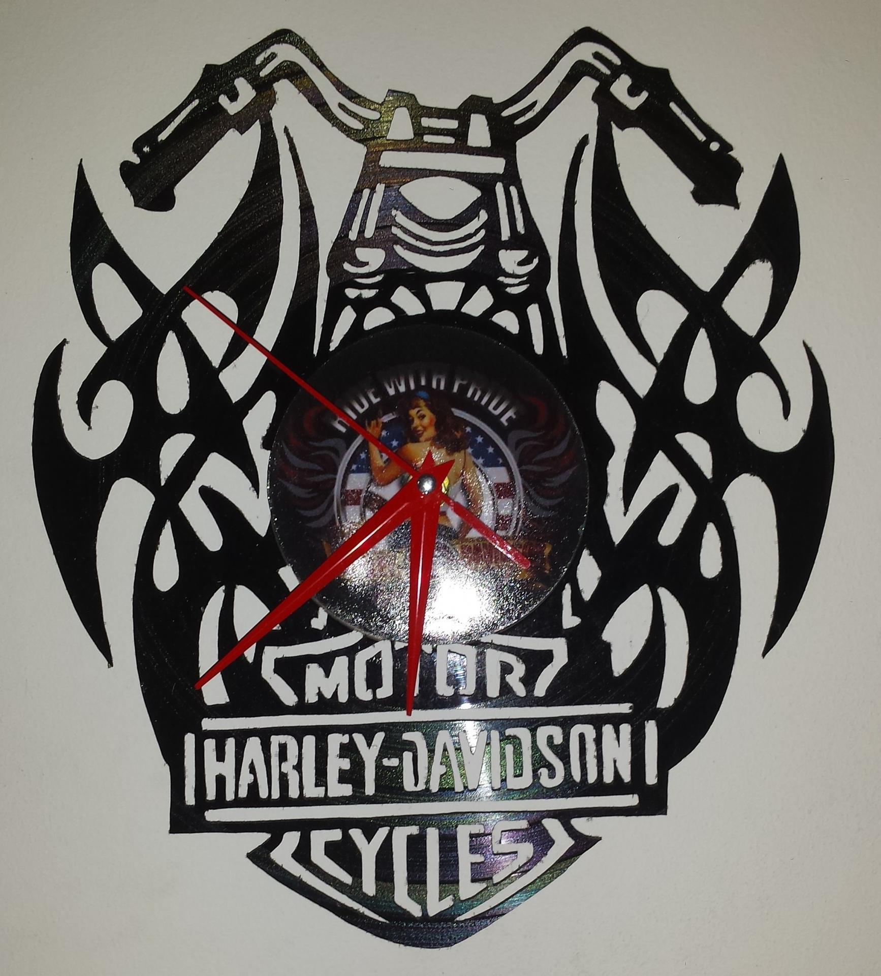 Harley streaping2