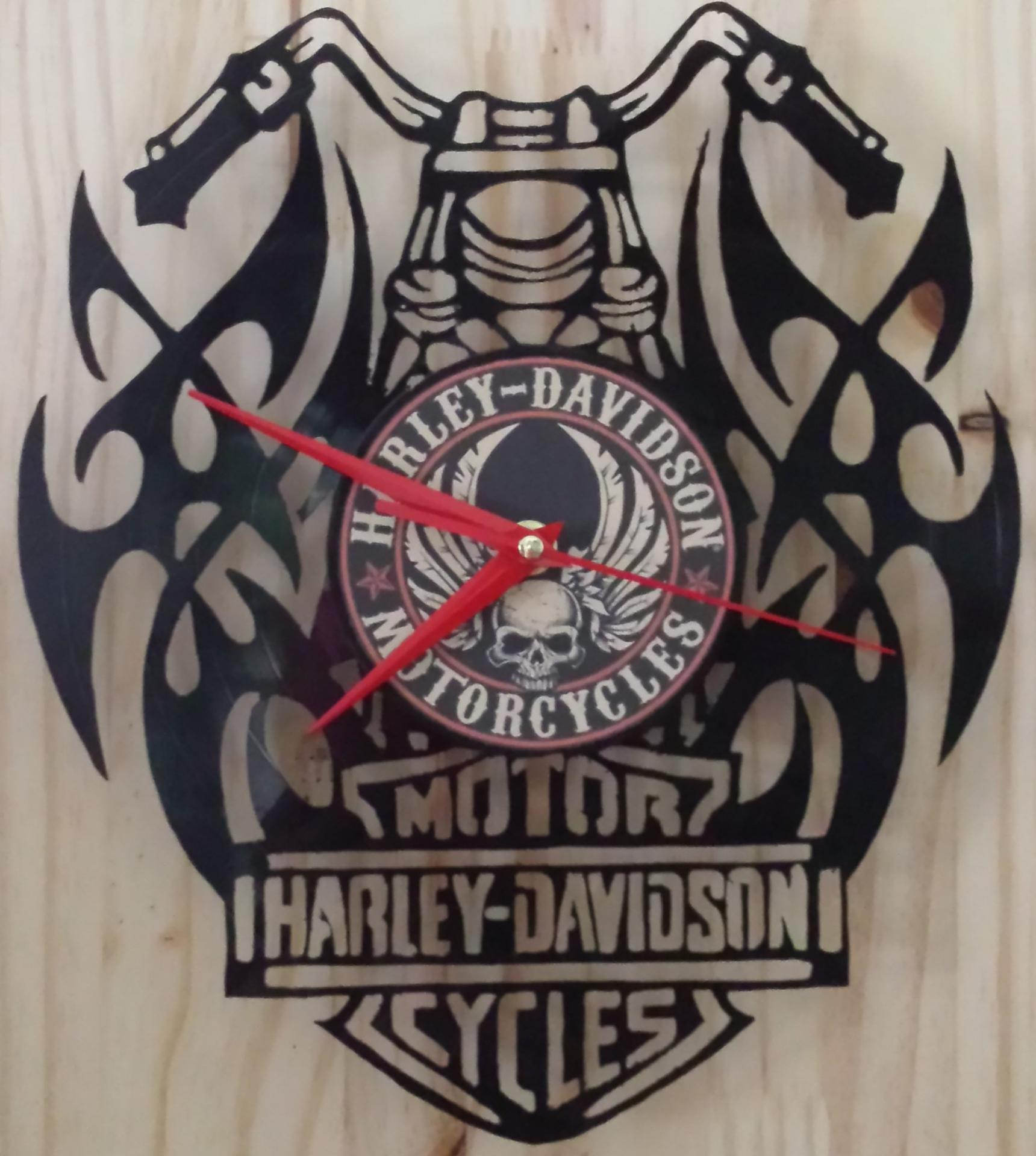 Harley tribal