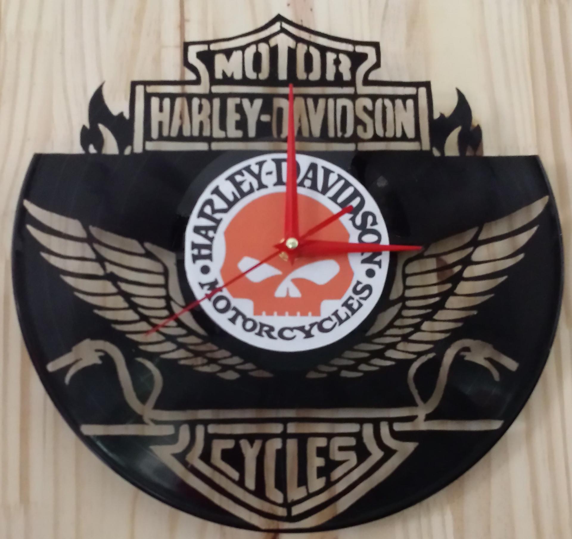 Harley wings