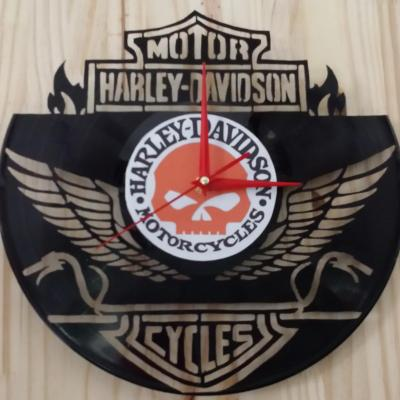 Harley wings