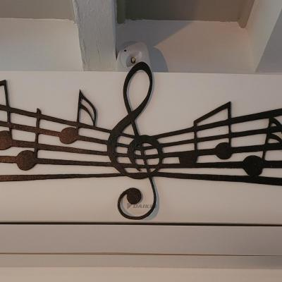 Notes de musiques 1