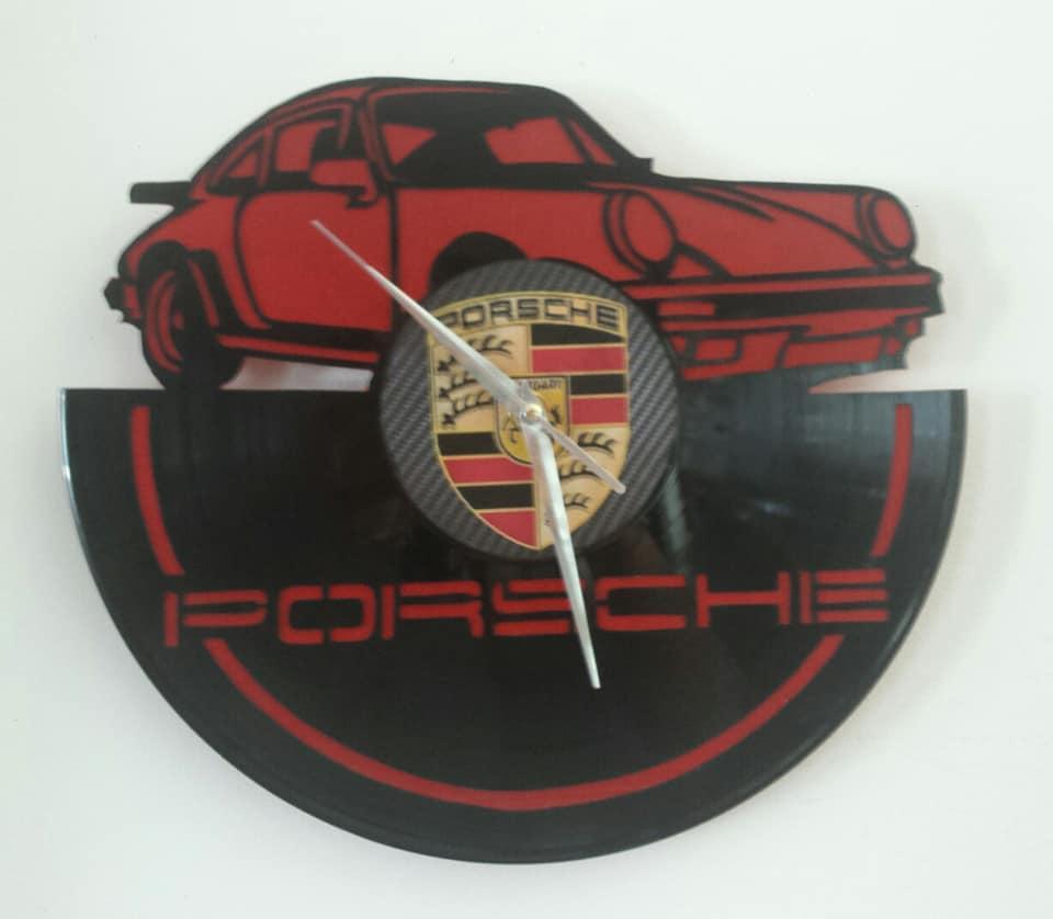 Porsche cartonnee