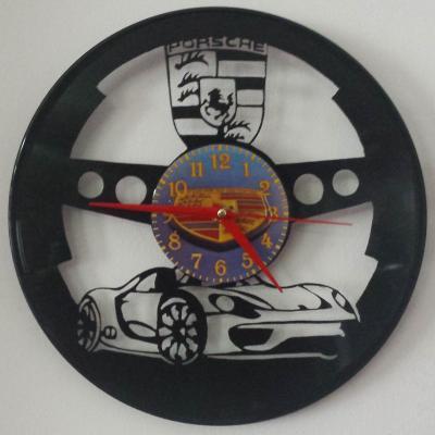 Porsche volant