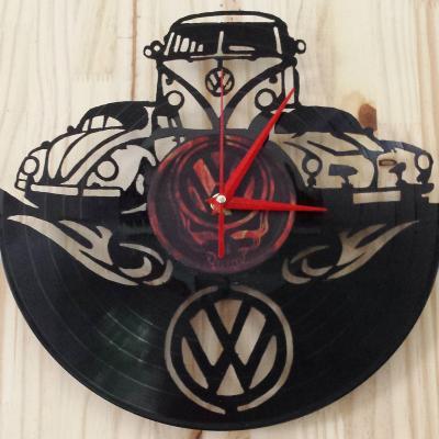 Volkswagen trio